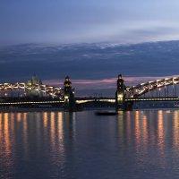 Большеохтинский мост :: Юрий Захаров