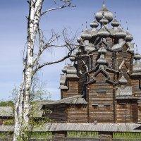 Храм Покрова Пресвятой Богородицы :: Юрий Захаров