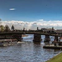 Кронверкский мост :: Valeriy Piterskiy