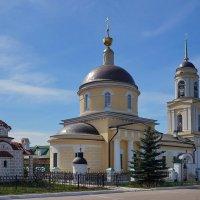 Храм во имя Преображения Господня. :: Юрий Шувалов