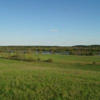 Западная Двина :: владимир володенок