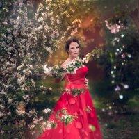 Королева весны! :: Анна Шуваева