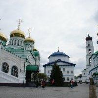 Раифский Богородицкий мужской монастырь :: Елена Павлова (Смолова)