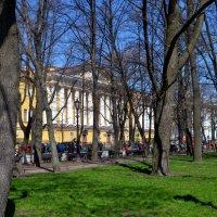 В Александровском саду :: Юрий Тихонов