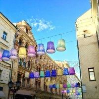 Москва праздничная :: Олеся Семенова