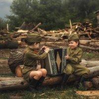 Фотосессия ко Дню Победы :: Валерия Ступина