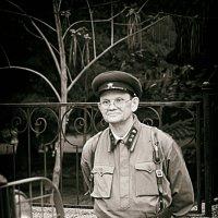 Комиссар :: Сергей Шруба
