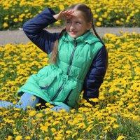Яркое  солнце :: Вик Токарев