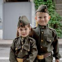 Бравые ребята. :: Андрей Печерский