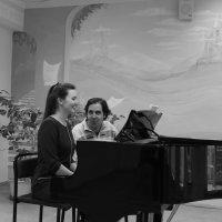 уроки музыки :: Михаил Зобов