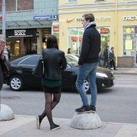 опять ножки.. :: Михаил Зобов