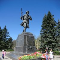 Великие Луки - 9 мая 2016 - Бессмертный полк... :: Владимир Павлов
