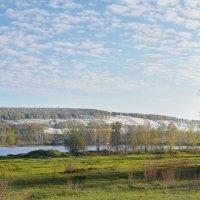 Озеро «Красное». Кемерово, 9 мая :: Edward Metlinov