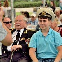 .... с дедом :: Leonid Korenfeld