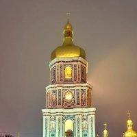 Колокольня Софийского собора - Киев :: Богдан Петренко