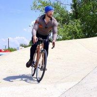 Велосипедист :: Алексей Климов