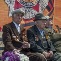 Ветераны :: Евгений Khripp