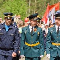 В парадном строю. :: Виктор Евстратов