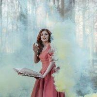 Дымовая сказка :: Tatyana Smit