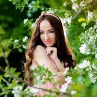 портрет сестренки :: Светлана Челядинова
