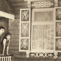 Кирилли и Наташа :: Андрей Молчанов