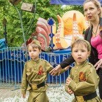 71я годовщина Победы над фашизмом :: Евгений