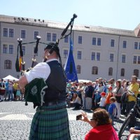 Неделя шотландской культуры в Аугсбурге :: Galina Dzubina