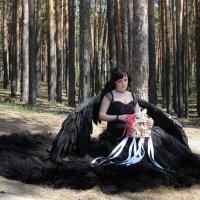 """ФП """"Черная птица"""" :: Tanyana Zholobova"""