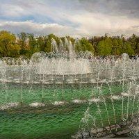В парке-заповеднике в Царицыно. :: Александр Тулупов