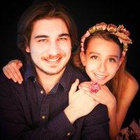 Брат и сестра :: Юлия