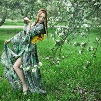 Танец весны! :: Вячеслав