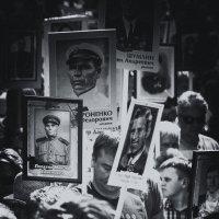 Бессмертный полк.. :: Yuriy Puzhalin