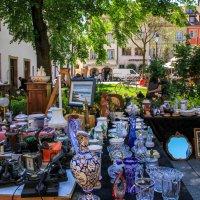 Street market :: Alena Kramarenko