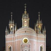 ЧЕСМЕНСКАЯ ЦЕРКОВЬ  (Храм Рождества св. Иоанна Предтечи) :: Юрий Захаров