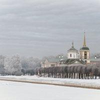 Зима. :: Евгений