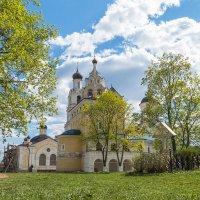 Киржач,женский монастырь :: Сергей Цветков