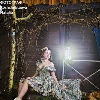 таинственный лес :: Natalia Roshchektaeva