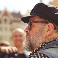БГ на Домской площади с бесплатным концертом :: Любовь Изоткина
