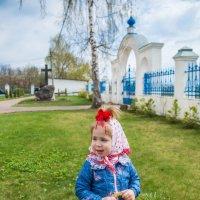 утро на Пасху :: Мария Корнилова