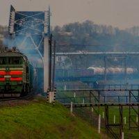 локомотив :: Виктор Николаев