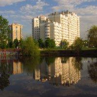 С плоскостью симметрии :: Андрей Лукьянов