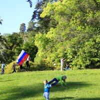 9 мая в парке Дендрарий :: valeriy khlopunov