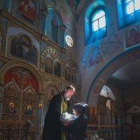 Крещение Никиты :: Сергей Воробьев