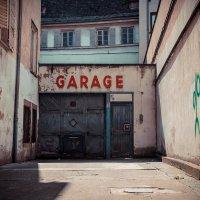Garage :: Alena Kramarenko
