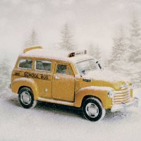 1:36 Chevrolet Suburban 1950 :: kukuruza