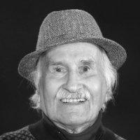 101 год. Владимир Михайлович Зельдин :: Ирина Бруй