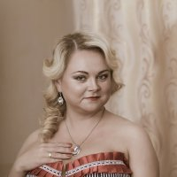 Наташа :: Sasha Bobkov