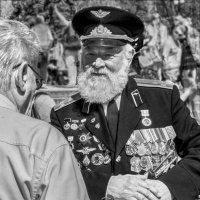 Слава ветеранам Великой Отечественной! :: Павел Лушниченко