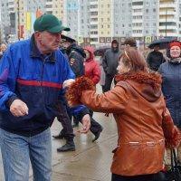 Я пригласить хочу на танец вас.... :: Валентина Налетова