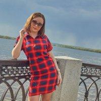 Девушка на прогулке :: Albina